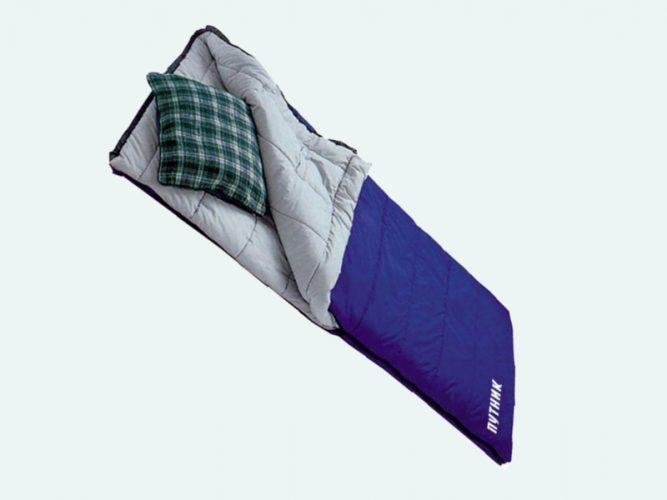 Спальник типа одеяло