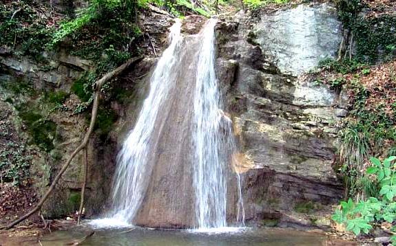 Алака водопады