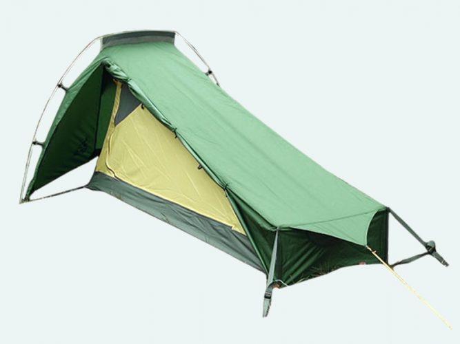 Одноместная палатка