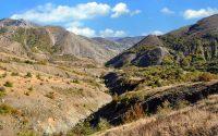 Арпатские водопады - Крым