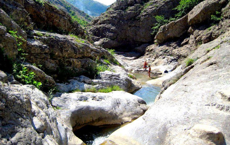 Арпатские водопады