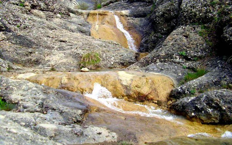Арпатские водопады - ущелье Панагея