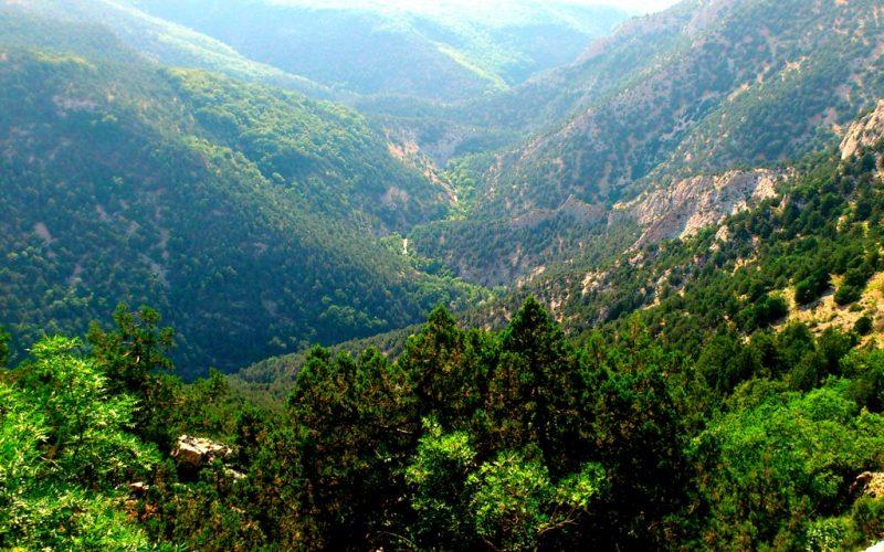 Чернореченский каньон - Крым