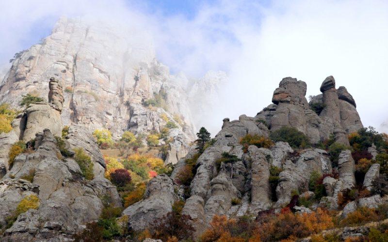 Крым - красивые виды