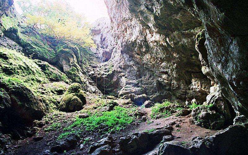 Пещера Ледяная (Большой Бузлук)