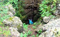 Пещера Максимовича - Спуск
