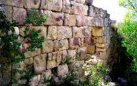 Сюйреньская крепость стена