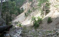Ущелье Уч-Кош