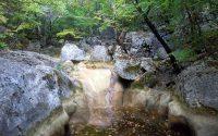 Каровые ванны каньона