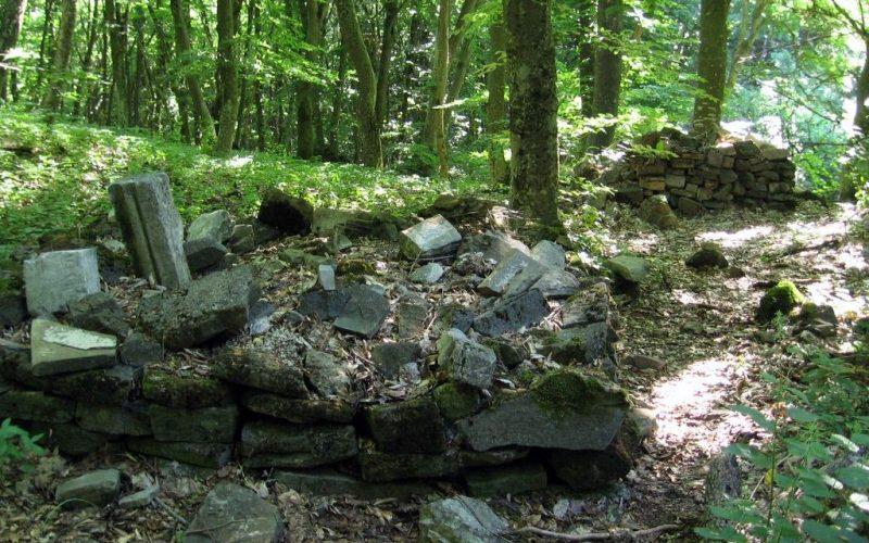 Развалины Сурб-Степанос