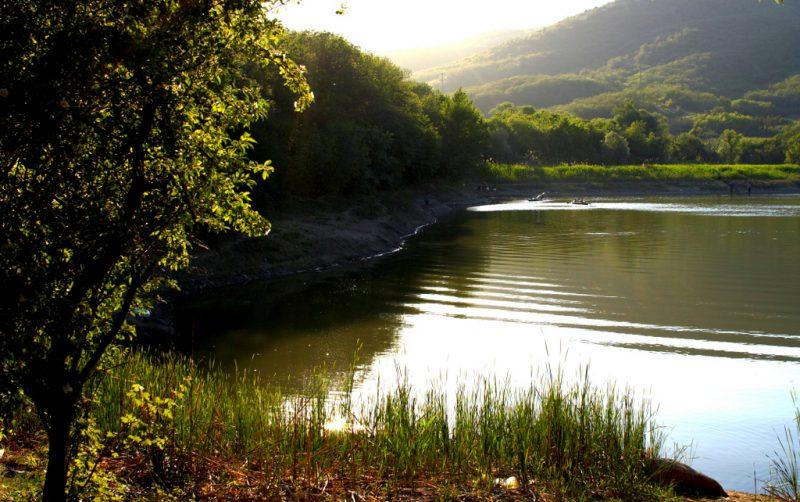 Ночевка у озера