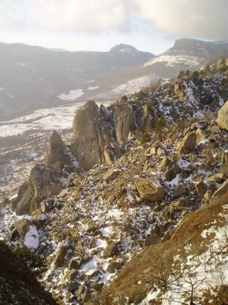 Каменный хаос