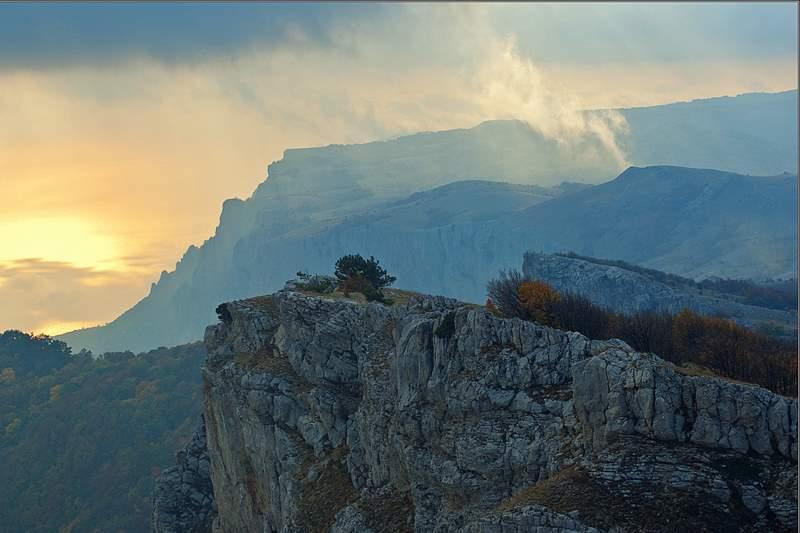 Гора Спирада