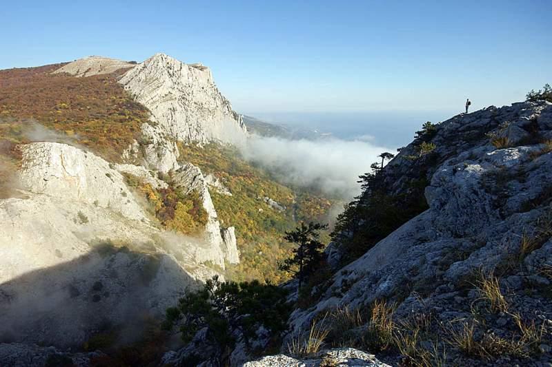 Перевал Чертова лестница