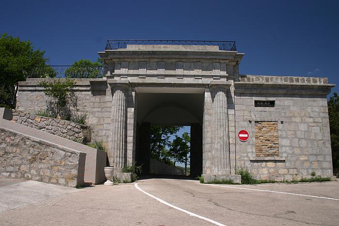 Перевал Байдарские ворота