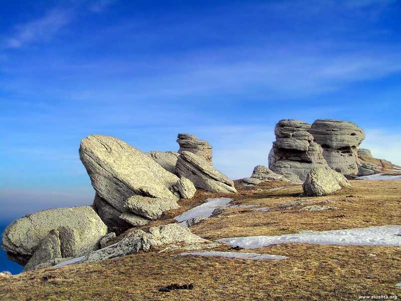 Вершина Южная Демерджи