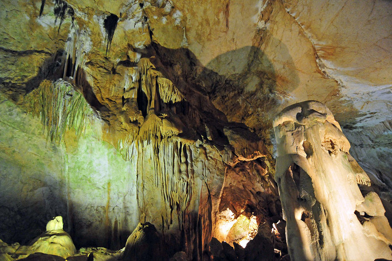 Пещера Эмене-Баир-Хосар