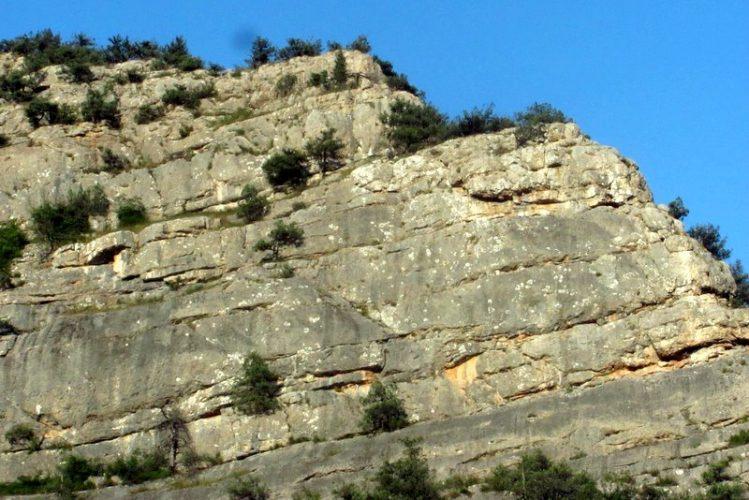 красная скала