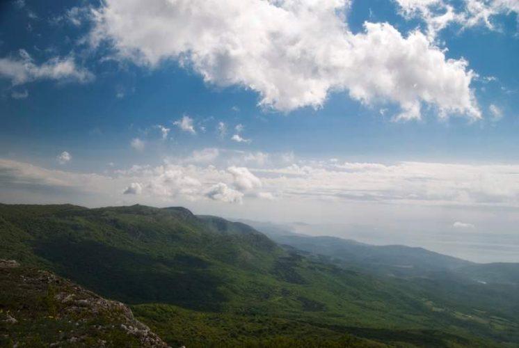 Панорамма Крым