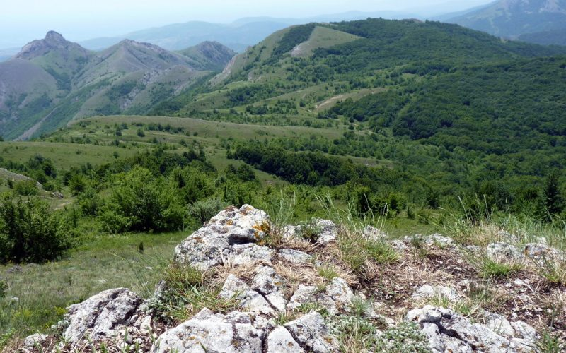 горы горы