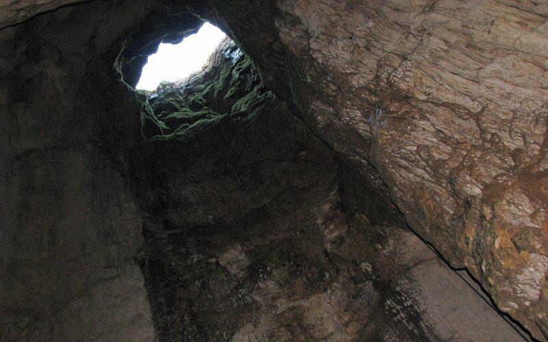 Колодец пещера Крубера