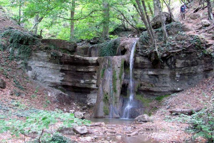 Водопады Алаки